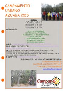 CAMPAENTO URBANO AZUAGA 2015