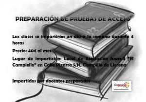 CARTEL PRUEBAS DE ACCESO_001